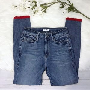 [Good American] Good Legs Crop Jeans